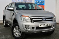 USED 2015 65 FORD RANGER 2.2 LIMITED 4X4 DCB TDCI 1d 148 BHP CRUISE CONTROL