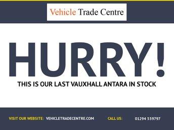 View our VAUXHALL ANTARA