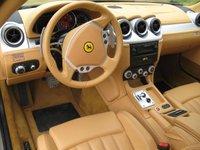 USED 2006 06 FERRARI 612 Scaglietta F1A Auto 2 Dr Coupe 2006 FERRARI 612 F1a Auto Black with Beige 8 Ferari services