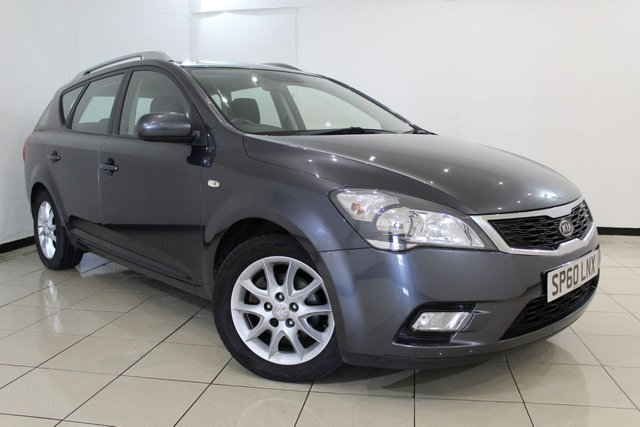 View our 2010 60 KIA CEED 1.6 2 SW CRDI 5DR 113 BHP