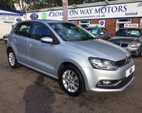 USED 2014 64 VOLKSWAGEN POLO 1.0 SE 5d 74 BHP 0% AVAILABLE ON THIS CAR PLEASE CALL 01204 317705