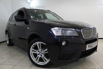 2012 BMW X3}