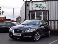 USED 2010 10 JAGUAR XF 3.0 V6 S LUXURY 4d AUTO 275 BHP FULL SERVICE HISTORY 5 STAMPS