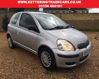 USED 2003 53 TOYOTA YARIS T3 VVT-I MOT 25th June 2018 - Drives Great! - Ideal First Car - Group 5 Ins!