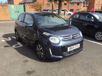 USED 2015 15 CITROEN C1 1.0 FLAIR ETG 5d AUTO 68 BHP WITH AUXILLIARY/MEDIA ,USB, REVERSE CAMERA AND ALLOY WHEELS..EXCELLENT FUEL ECONOMY!!..LOW CO2 EMISSIONS..£0 ROAD TAX..CITROEN WARRANTY!!..ONLY 15699 MILES FROM NEW!
