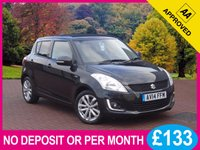 USED 2014 14 SUZUKI SWIFT 1.2 SZ4 DDIS 5dr PRICE CHECKED DAILY   WHY PAY MORE ??