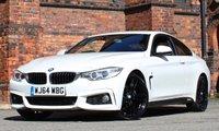 2014 BMW 4 SERIES 2.0 420D M SPORT 2d AUTO 181 BHP £19775.00