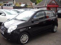 2009 KIA PICANTO 1.1 2 5d AUTO 64 BHP £3495.00