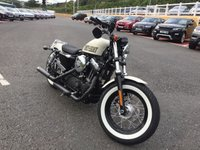 2015 HARLEY-DAVIDSON FORTY EIGHT XL 1200 X 13 1202cc FORTY EIGHT XL 1200 X 14  £8750.00
