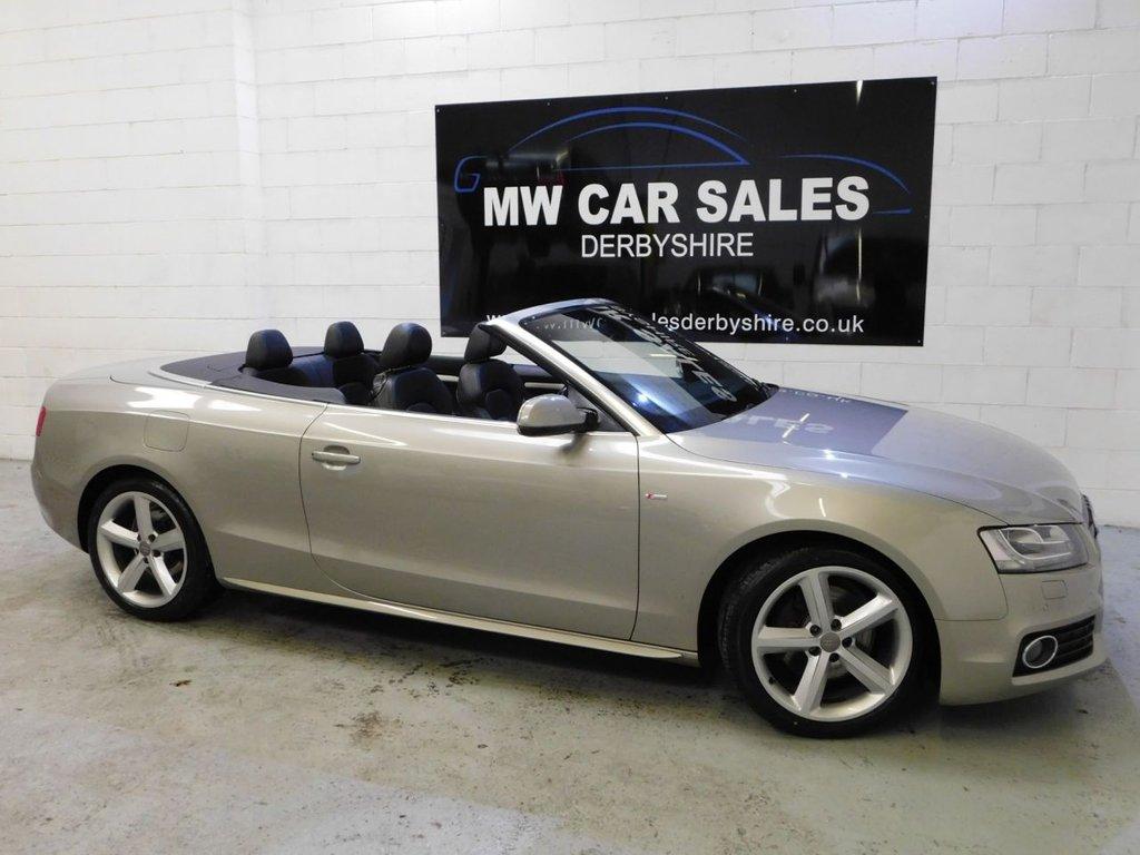 Used Audi Cars In Alfreton From MW Car Sales Derbyshire - Audi car sales