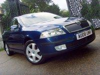 USED 2008 08 SKODA OCTAVIA 2.0 ELEGANCE TDI 5d AUTO 138 BHP