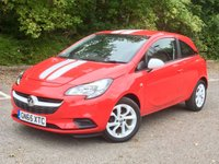 USED 2015 65 VAUXHALL CORSA 1.2 STING 3 Door 69 BHP Great Saving from New Price!