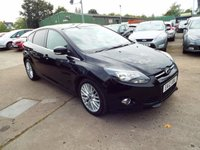USED 2012 12 FORD FOCUS 1.6 ZETEC TDCI 5d 113 BHP FULL SERVICE HISTORY