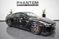 USED 2011 11 NISSAN GT-R 3.8 BLACK EDITION 2d AUTO 479 BHP