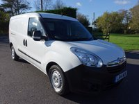 USED 2014 14 VAUXHALL COMBO 2300 L2H1 Lwb 1.6 Cdti 105Ps  Popular Lwb  Model  With 1.6 CDTI 105ps Engine!