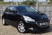 USED 2012 62 PEUGEOT 208 1.6 ACTIVE E-HDI 3d 92 BHP Free 12  month warranty