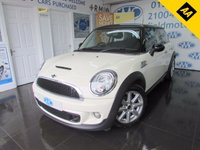 USED 2012 62 MINI HATCH COOPER 2.0 COOPER SD 3d AUTO 141 BHP