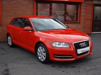 USED 2011 11 AUDI A3 1.4 TFSI SPORTBACK 5d 2 OWNERS - MOT 8/18 - ONLY 67K