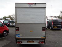 USED 2015 65 VAUXHALL MOVANO 2.3 F3500 L3H1 C/C CDTI 1d 125 BHP
