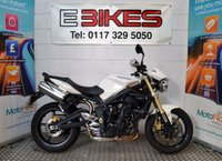 USED 2009 59 TRIUMPH STREET TRIPLE 675cc NAKED