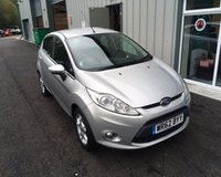 USED 2012 62 FORD FIESTA 1.25 ZETEC THIS VEHICLE IS AT SITE 1 - TO VIEW CALL US ON 01903 892224