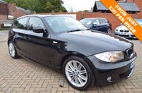 USED 2009 59 BMW 1 SERIES 2.0 118D M SPORT 5d 141 BHP Full Service History