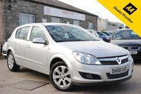 2008 VAUXHALL ASTRA 1.6 BREEZE PLUS 5d 115 BHP £2975.00