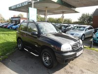USED 2005 SUZUKI GRAND VITARA 1.6 SPORT 16V 3d 92 BHP
