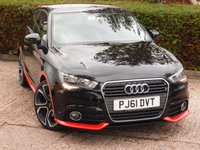 USED 2011 61 AUDI A1 1.6 TDI COMPETITION LINE 3d 105 BHP NEED FINANCE ?  POOR CREDIT WE CAN HELP! JUST ASK ! 50+ MPG IN DAY TO DAY DRIVING! STUNNING COMPETION LINE AUDI WITH £FREE ROAD TAX!!