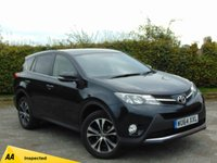 USED 2014 64 TOYOTA RAV4 2.0 D-4D ICON 5d  * 128 POINT AA INSPECTED *