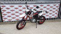 USED 2017 RIEJU MRT 125LC Pro Trophy Supermoto