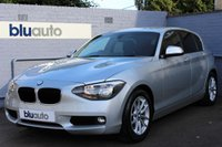 2012 BMW 116 D EFFICIENT DYNAMICS 5d 114 BHP £10640.00