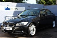 2011 BMW 320d  EXCLUSIVE EDITION 4d AUTO 181 BHP £10430.00