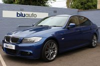 2011 BMW 320d SPORT PLUS EDITION 4d AUTO 181 BHP £12340.00