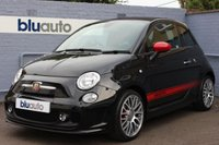 2014 ABARTH 500 1.4 CONVERTIBLE 135 BHP £10570.00