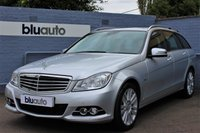 2011 MERCEDES-BENZ C 220 2.1 CDI BLUE EFFICIENCY ELEGANCE ED125 5d AUTO 170 BHP £13780.00