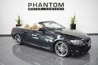 USED 2010 10 BMW 3 SERIES 3.0 330D M SPORT 2d 242 BHP