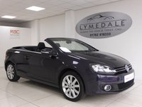 2013 VOLKSWAGEN GOLF 1.6 SE TDI BLUEMOTION TECHNOLOGY 2d 104 BHP £9990.00