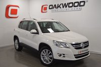 USED 2010 59 VOLKSWAGEN TIGUAN 2.0 SPORT TDI 4MOTION 5d 170 BHP *FULL HISTORY* 7 SERVICES FROM NEW
