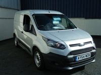 2014 FORD TRANSIT CONNECT 1.6 200 P/V 1d 74 BHP £7995.00