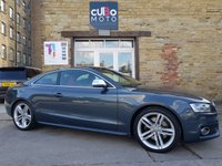 USED 2008 08 AUDI S5 4.2 S5 V8 QUATTRO FSI 2d 354 BHP Low Miles + Stunning Condition
