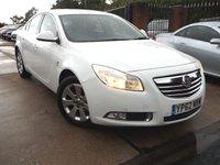 2012 VAUXHALL INSIGNIA 2.0 SRI CDTI 5d 157 BHP £6995.00