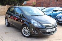 USED 2015 15 VAUXHALL CORSA 1.2 SE 5d 83 BHP **** FULL SERVICE HISTORY * HEATED SEATS ****