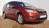 USED 2008 08 FORD FOCUS 1.8 STYLE 5d 125 BHP