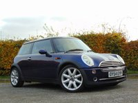 USED 2004 54 MINI HATCH COOPER 1.6 COOPER 3d 12 MONTHS FREE AA MEMBERSHIP