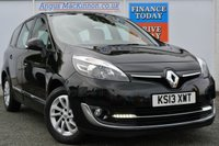 USED 2013 13 RENAULT SCENIC 1.5 GRAND DYNAMIQUE TOMTOM ENERGY DCI S/S 5d 110 BHP ONE OWNER