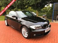 2011 BMW 1 SERIES 2.0 118i M Sport 2dr £10990.00
