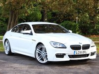 USED 2015 15 BMW 6 SERIES 3.0 640D M SPORT GRAN COUPE 4d AUTO 309 BHP £616 PCM With £3399 Deposit