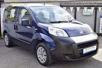 USED 2014 14 FIAT QUBO 1.2 MULTIJET ACTIVE 5d 75 BHP * FULL HISTORY - LOW TAX GROUP *