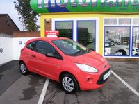 USED 2012 62 FORD KA 1.2 STUDIO 3d 69 BHP JUST ARRIVED VERY LOW MILLAGE